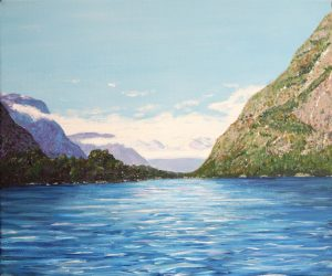 Artwork by Arne Barker Eikesdal Norway