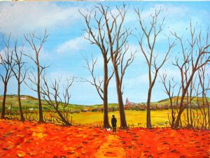 Path through the trees v2